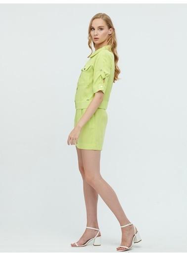 JEANNE D'ARC 2 li Takım Yeşil